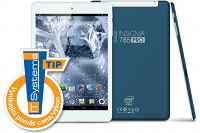Recenze: Tablet Goclever Insignia 785 Pro