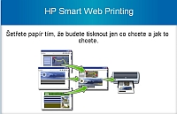 HP oznámila Smart Web Printing