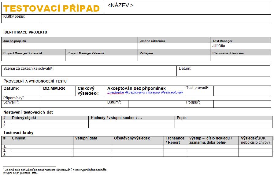 Obr. 1: Formulář protest skript