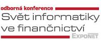 konference Svět informatiky ve finančnictví