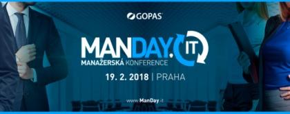 Gopas ManDay.it Manažerská konference