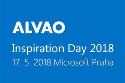 ALVAO Inspiratio Day 2018 17.5.2018 Microsoft Praha