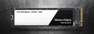 1TB WD Black(TM) NVMe(TM) SSD