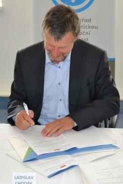 Ladislav Chodák z RHK Brno
