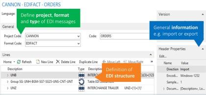 EDI modul integrovaný do Microsoft Dynamics NAV