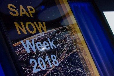 SAP NOW Wekk 2018
