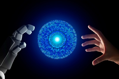 robot vs. člověk