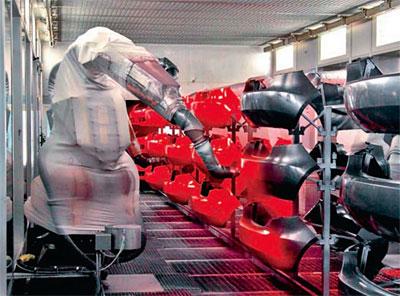 Magna Liberec. Zdroj: Siemens