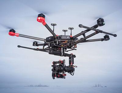 Dron UpVision