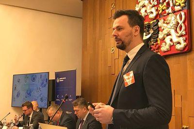 Vladimír Dzurilla, vládní zmocněnec pro IT a digitalizaci ČR