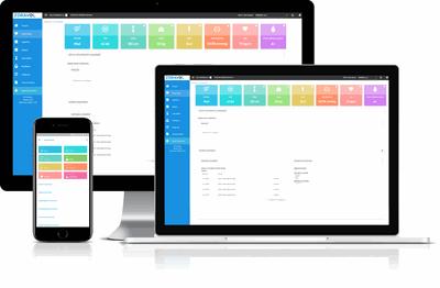 Uživatelské rozhraní aplikace Zdravel