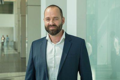 Martin Wagner, generální ředitel projektu Zdravel.
