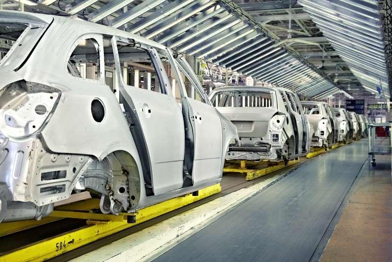 Mobilizace automobilového průmyslu