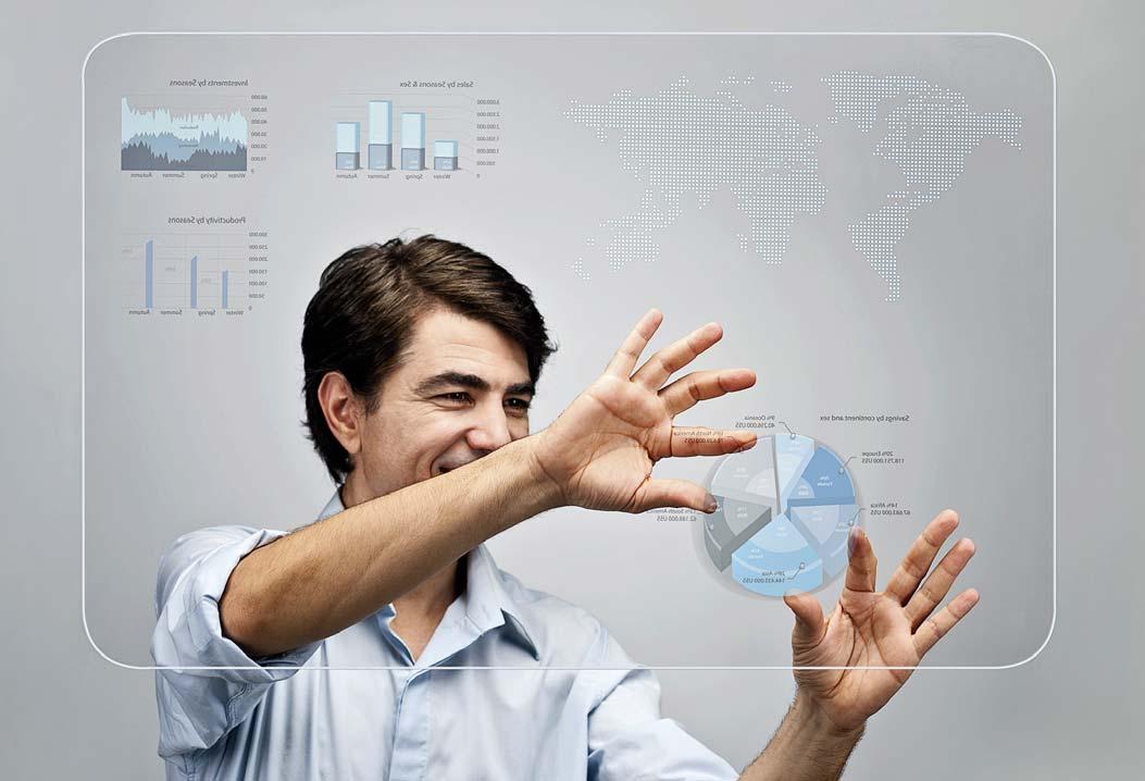 Budoucnost BI je vizuální se samostatnými uživateli