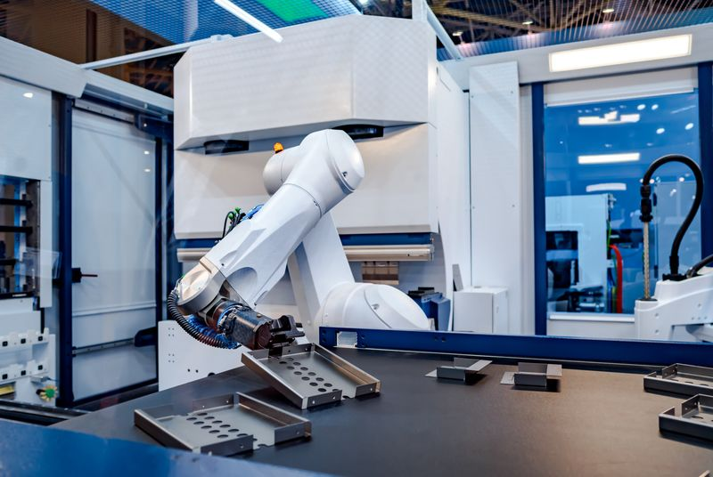 Plně automatizovaná výroba jako jeden ze způsobů zmírnění dopadu koronavirové krize