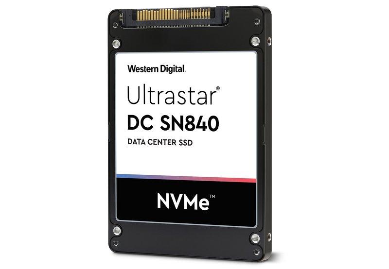 Western Digital Ultrastar DC SN840 NVMe