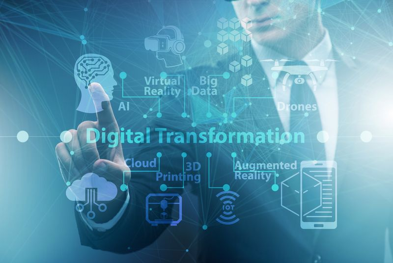 Digitální transformace je možná něco jiného, než si myslíte