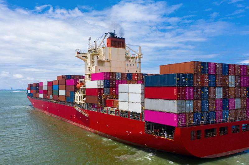 kontejnerová loď