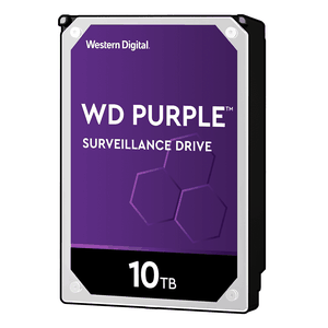 WD purple surveillance hard drive 10TB