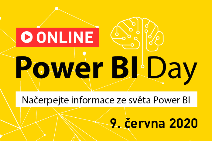 Konference Power BI Day bude online.