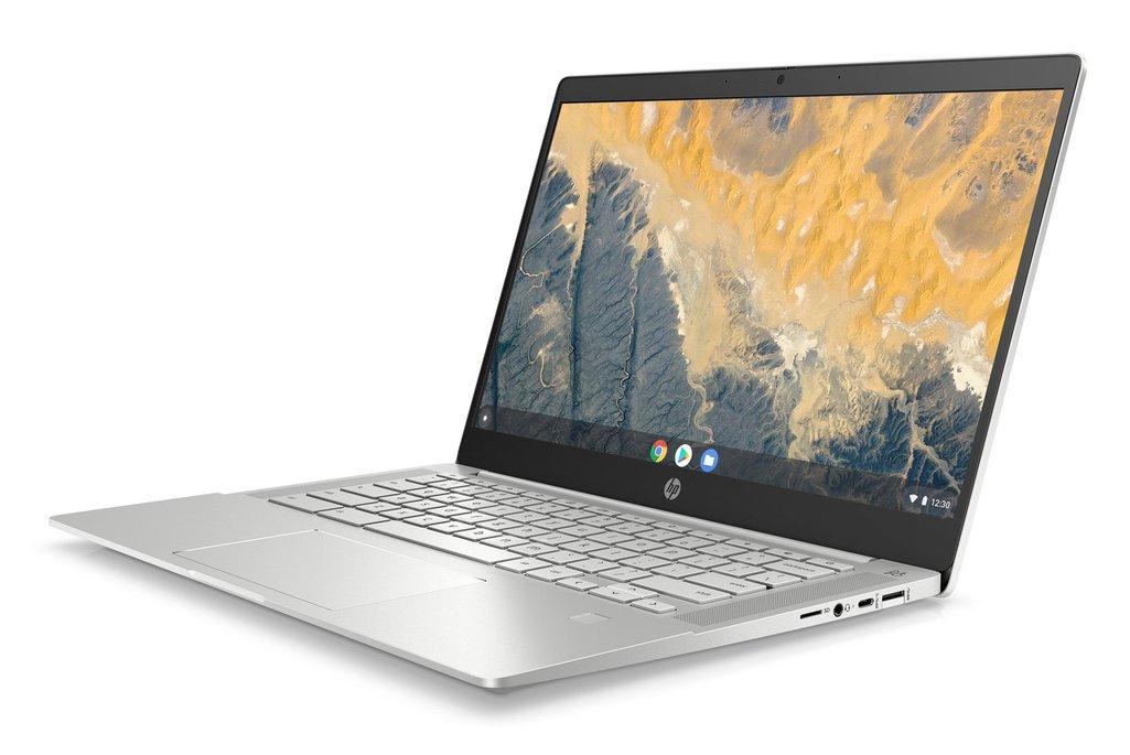 HP Pro c640 Chromebook Enterprise je nejtenčí 14palcový Chromebook pro firemní uživatele na světě.