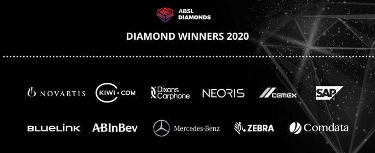 Diamond Winners 2020