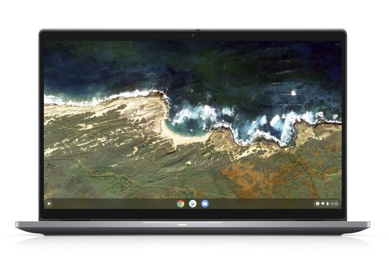 Latitude 7410 Chromebook Enterprise Front Facing