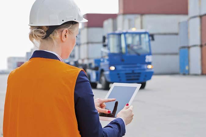 Moderní software pro přepravní logistiku
