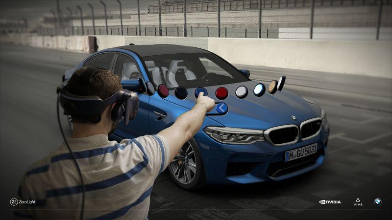 Automobilový průmysl široce využívá možnosti virtuální reality