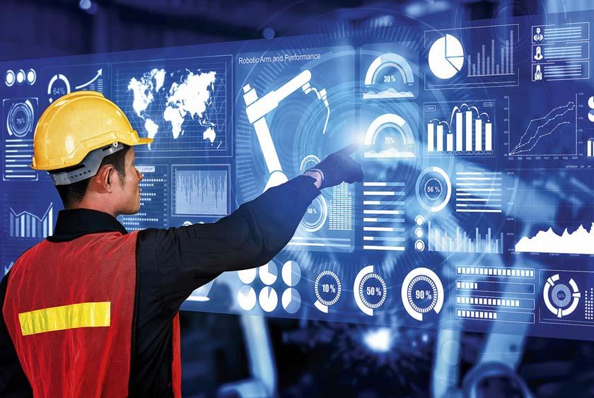 Datová úložiště pro průmyslové aplikace