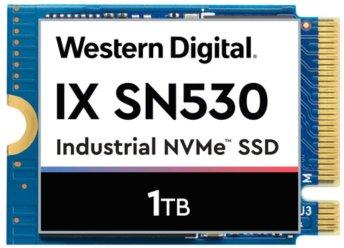 Western Digital IX SN530 Industrial NVMe SSD