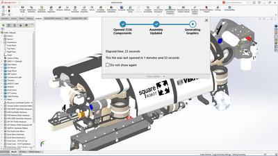 Assy Performance Improvements COMPOSITE - Zlepšení výkonu při tvorbě sestav