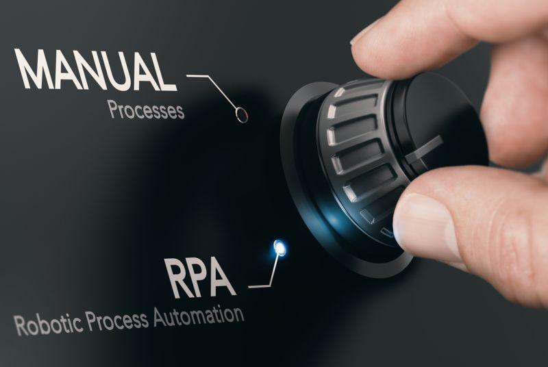 RPA - automatizace procesů