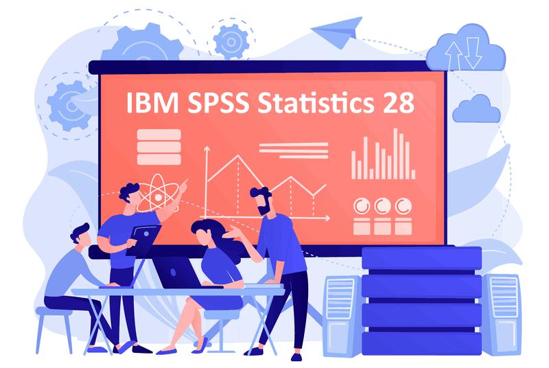 IBM SPSS Statistics 28