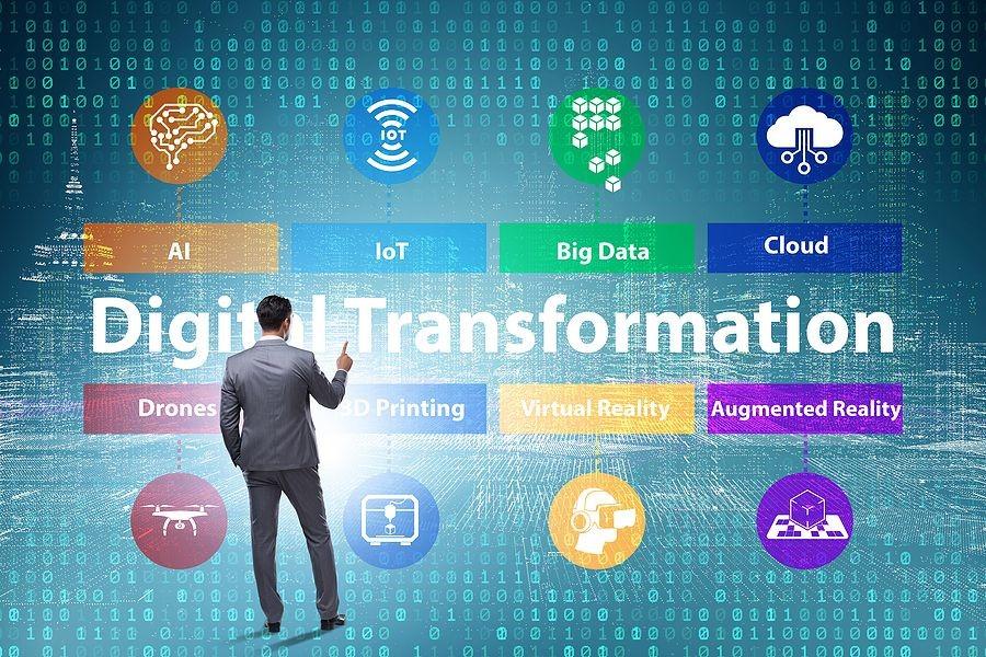 Potřeba digitální transformace dostihne každý výrobní podnik